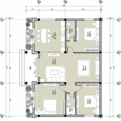 Nhà của người cổ đại trông như thế nào?